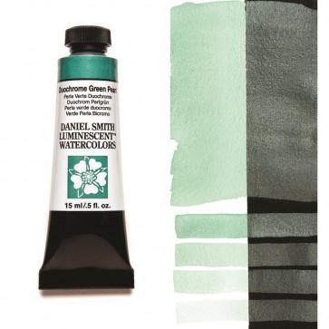 ACQUERELLO DANIEL SMITH 15ml  S1 DUOCHROME GREEN PEARL