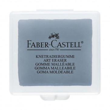 GOMMA PANE FABER CASTELL GRIGIA IN CONFEZIONE DI PLASTICA
