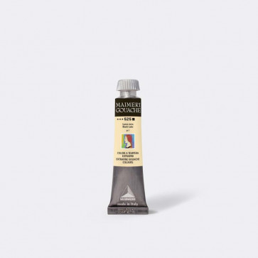 MAIMERI GOUACHE TUBO 20 ml G1  LACCA NERA