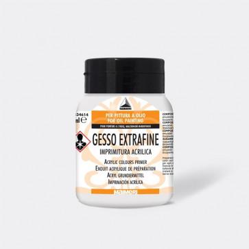 GESSO EXTRAFINE IMPRIMITURA ACRILICA 500 ml MAIMERI