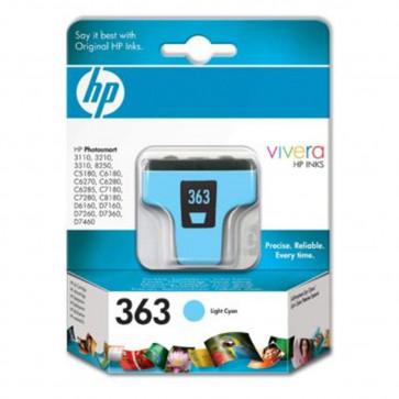 HP 363 CIANO CHIARO PHOTOSMART 3210-3310-8250