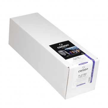 CANSON PLATINE FIBRE RAG 310g ROTOLO  H 43.2X15.24