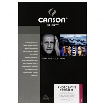 CANSON PHOTOSATIN PREMIUM RC 270g A3+ 32,9X48,3 25 FOGLI