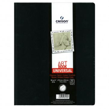 CANSON ART BOOK UNIVERSAL 29.9X35.6 cm 112 PAGINE 96 g/m²