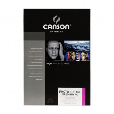 CANSON PHOTO LUSTRE PREMIUM RC 25 FOGLI A3+ 310 g/m²