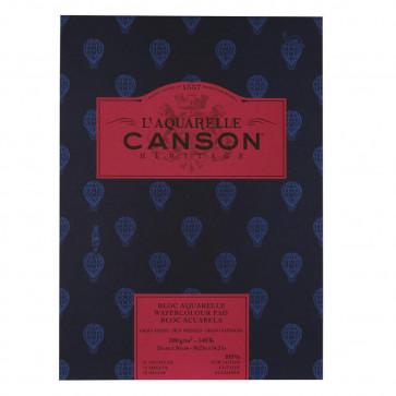 BLOCCO CANSON HERITAGE 26X36cm 12 FF 300 g/m² GRANA SATINATA