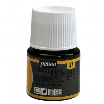 PEBEO PORCELAINE 150 45 ml    47 PEWTER