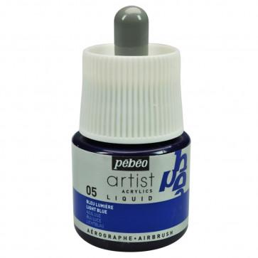 ACRILICO PEBEO COLOREX TECHNIC 45 ml LIGHT BLUE