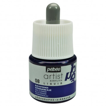 ACRILICO PEBEO COLOREX TECHNIC 45 ml ULTRAMARINE BLUE