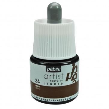 ACRILICO PEBEO COLOREX TECHNIC 45 ml SEPIA