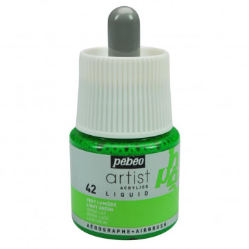 ACRILICO PEBEO COLOREX TECHNIC 45 ml LIGHT GREEN