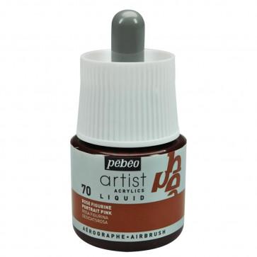 ACRILICO PEBEO COLOREX TECHNIC 45 ml PORTRAIT PINK