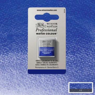 ACQUERELLO WINSOR 1/2 GODET G3 SMALT DUMONTS BLUE 710
