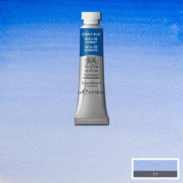 ACQUERELLO WINSOR & NEWTON S4  COBALT BLUE TUBO 5ml