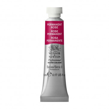 ACQUERELLO WINSOR & NEWTON S3  PERMANENT ROSE TUBO 5ml