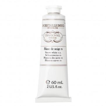 CHARBONNEL ENCRE TAILLE DOUCE S2 BLANC DE NEIGE RS 60 ml