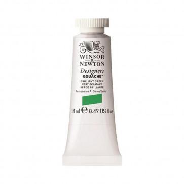 TEMPERA WINSOR & NEWTON 14 ml VERDE BRILLANTE S1 N.046