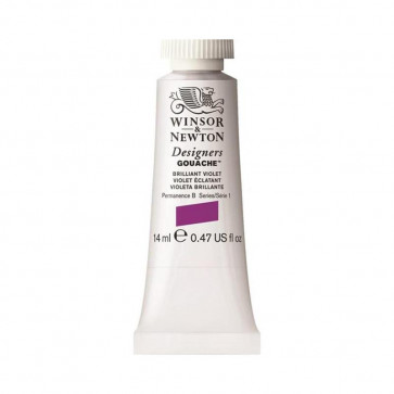 TEMPERA WINSOR & NEWTON 14 ml N.052 BRILLIANT VIOLET S1