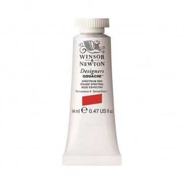 TEMPERA WINSOR & NEWTON 14 ml N.623 SPECTRUM RED S1