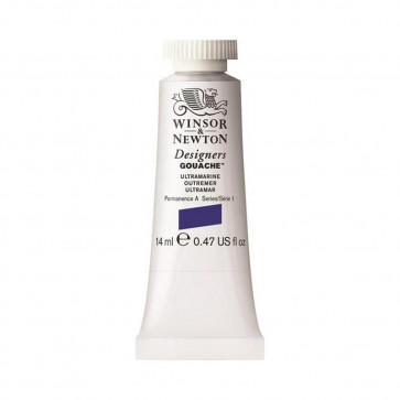 TEMPERA WINSOR & NEWTON 14 ml N.660 ULTRAMARINE S1
