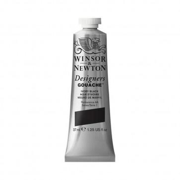 TEMPERA WINSOR & NEWTON 37 ml N.331 IVORY BLACK S1