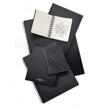SKETCH BOOK WINSOR & NEWTON A4 80 FOGLI 110 g/m² RIL. SPIR.