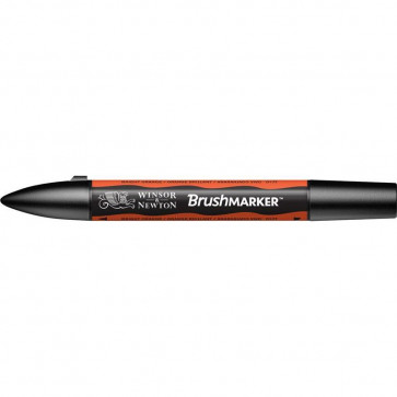 BRUSHMARKER WINSOR & NEWTON   O177 BRIGHT ORANGE