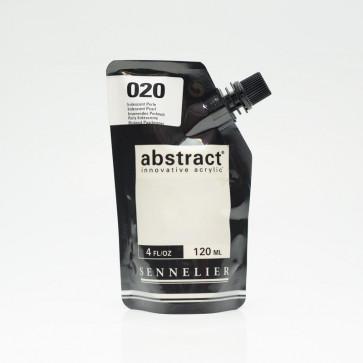 ACRILICO SENNELIER ABSTRACT 120ml 020 IRIDESCENT PEARL