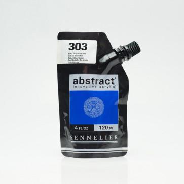 ACRILICO SENNELIER ABSTRACT 120ml 303 COBALT BLUE HUE