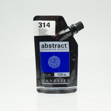 ACRILICO SENNELIER ABSTRACT 120ml 314 ULTRAMARINE BLUE