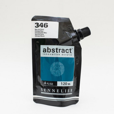 ACRILICO SENNELIER ABSTRACT 120ml 346 CHINESE BLUE