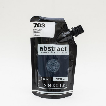 ACRILICO SENNELIER ABSTRACT 120ml 703 PAYNE'S GREY