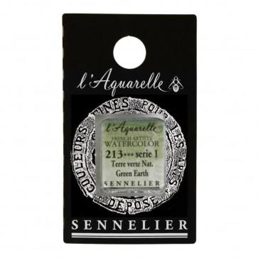 ACQUERELLO SENNELIER ½ GOD 213 S1 SEEN EARTH