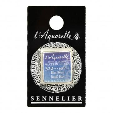 ACQUERELLO SENNELIER ½ GOD 322 S1 ROYAL BLUE