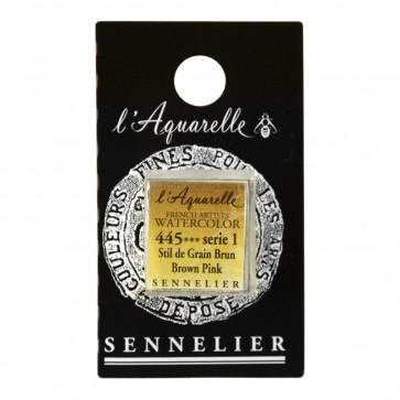 ACQUERELLO SENNELIER ½ GOD 445 S1 BROWN PINK