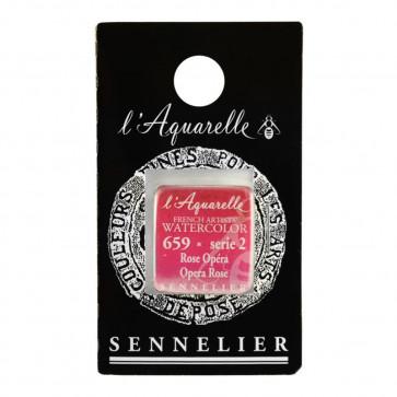 ACQUERELLO SENNELIER ½ GOD 659 S2 OPERA ROSE