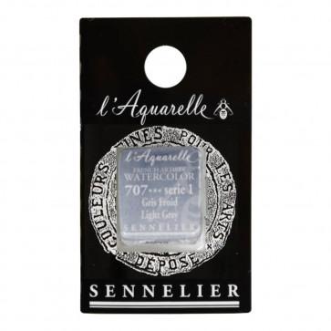 ACQUERELLO SENNELIER ½ GOD 707 S1 LIGHT SEY