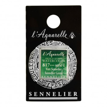 ACQUERELLO SENNELIER ½ GOD 817 S1 SENNELIER GREEN