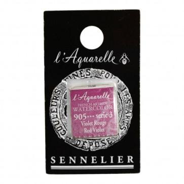 ACQUERELLO SENNELIER ½ GOD 905 S3 RED VIOLET