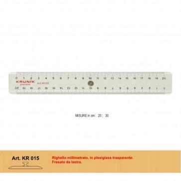 righello morgantina krunik 20 cm