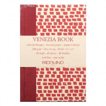 BLOCCO VENEZIA BOOK 10X15     48 FOGLI 200 g/m²