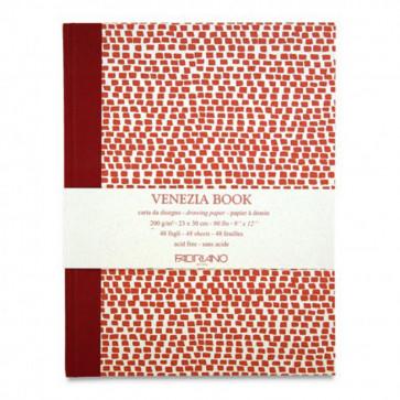 BLOCCO VENEZIA BOOK 23X30     48 FOGLI 200 g/m²