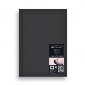 BLOCCO SKETCH BOOK 25X35 80 FOGLI 110 g/m² RILEGATI A LIBRO