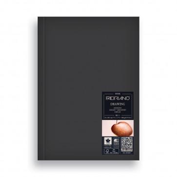 BLOCCO DRAWING BOOK 25X35 60 FOGLI 160 g/m² RILEGATI A LIBRO