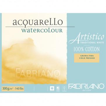 BLOCCO TRADITIONAL WHITE 54X60 20 FG. 300 g/m² GRANA FINE