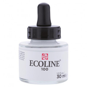 TALENS ECOLINE 30 ml          N. 100 WHITE
