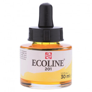 TALENS ECOLINE 30 ml          N. 201 LIGHT YELLOW