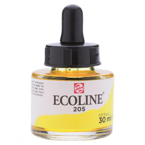 TALENS ECOLINE 30 ml          N. 205 LEMON YELLOW