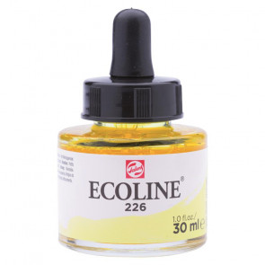 TALENS ECOLINE 30 ml          N. 226 PASTEL YELLOW