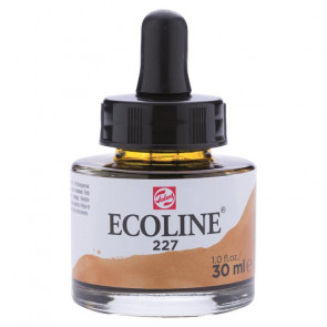 TALENS ECOLINE 30 ml          N. 227 YELLOW OCHRE